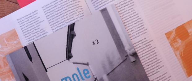 mole #2 ist gedruckt!
